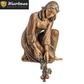 Bronzen rouwenden