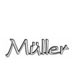 Lettertype Müller 02