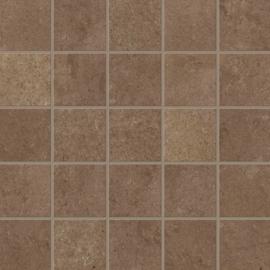 Bits Mosaico Peat Brown