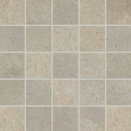 Bits Mosaico Pearl Grey