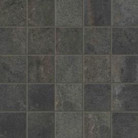Bits Mosaico Pitch Black