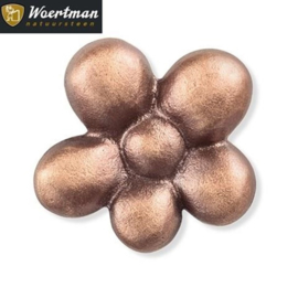 Bronzen bloem
