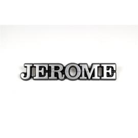 Lettertype Jerome