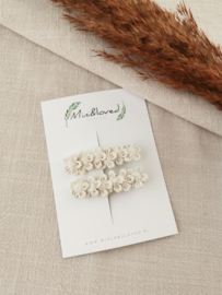 Lace Flower (2 stuks)
