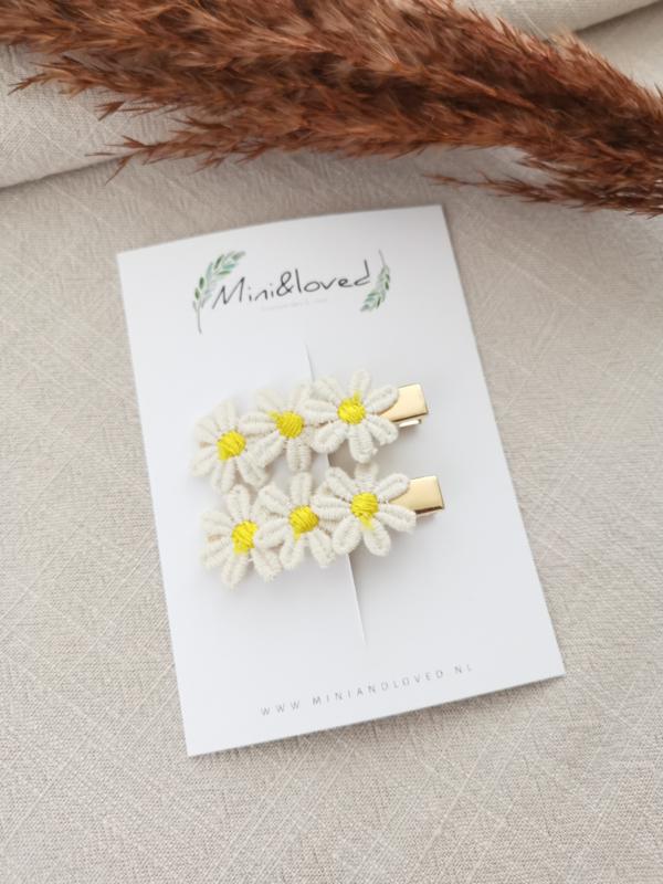 Blossom clip middel (2 stuks)