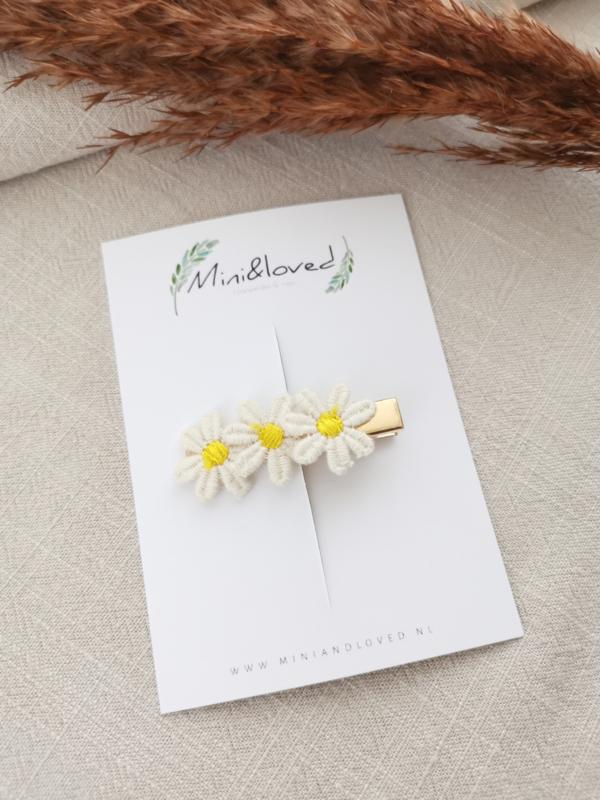 Blossom clip middel (1 stuk)