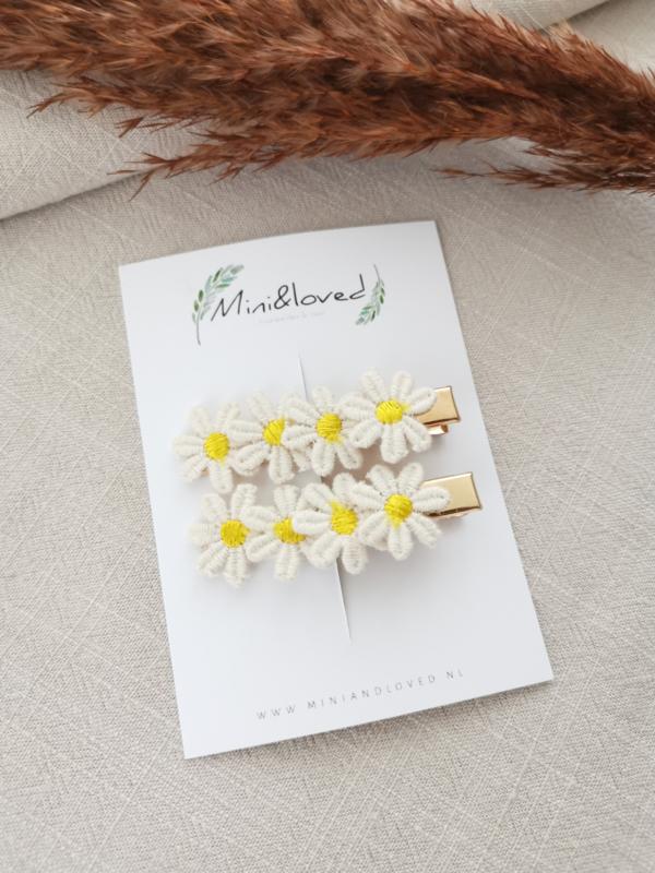 Blossom clip groot (2 stuks)