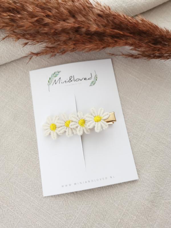Blossom clip groot (1 stuk)