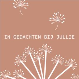 Herinneringskaart bloempluis 2