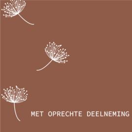Herinneringskaart bloempluis 3