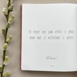 Gedichtenbundel - Lief Leven