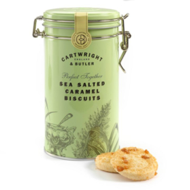 C&B - Salted Caramel koekjes in blik