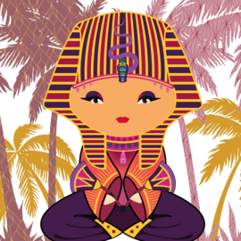 Teaeve farao bewaarblikken
