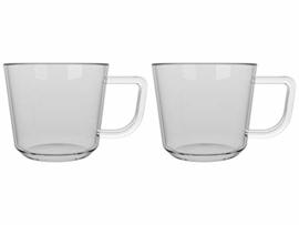 Brygga glas per 2 verpakt (300 ml)