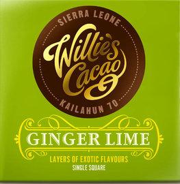 Willie's Ginger lime (Sierra Leone)