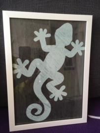 Paperart Salamander