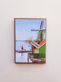Set kaarten Holland