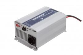 PS 600-12 professionele sinus omvormer 12Vdc naar 230ac 500Watt