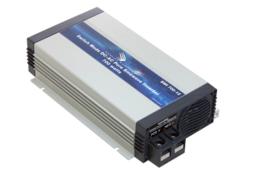 SWI 400-12 12VDC naar 230AC 400watt zuiver sinus omvormer
