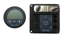 E-EXPERT MODULAR 7-70Volt input 3 accu bank inclusief shunt