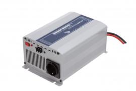 PS 800-24 professionele sinus omvormer 24Vdc naar 230ac 600Watt