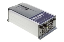 PSC 1600-12-60 professionele sinus omvormer met lader 12Vdc naar 230ac 1300Watt 60A lader