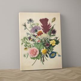 Boeket bloemen uit 1680