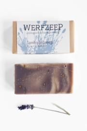Werfzeep Lavendelzeep