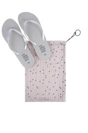 Zusss slippers sunshine on my mind mist