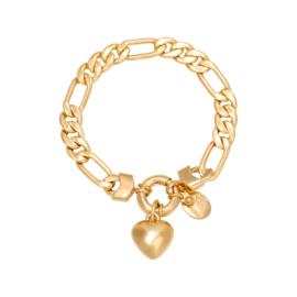 Armband Chain Mara - goud