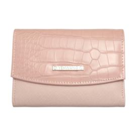 Portemonne Folded - roze