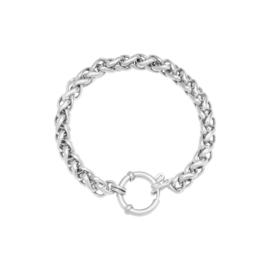 Armband Quinn - zilver