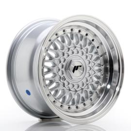 JR9 - Zilver (met zilverkleurige bouten)
