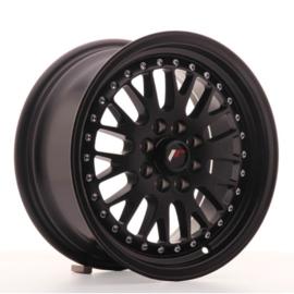 JR10 - Mat zwart