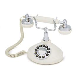 Twenties telefoon - ivoor