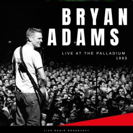 Bryan Adams - Live at the Palladium 1985 LP