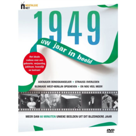 Uw jaar in beeld 1949