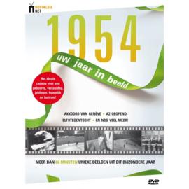 Uw jaar in beeld 1954