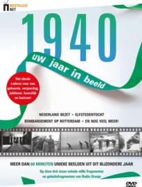 Uw jaar in beeld 1940