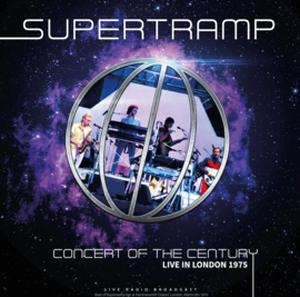 Supertramp - Concert of the Century Live in London 1975 LP