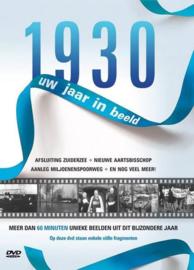 Uw jaar In beeld 1930