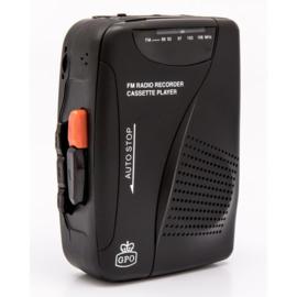 Walkman met radio