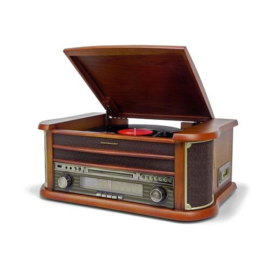 Nostalgisch muziekcentrum - Soundmaster