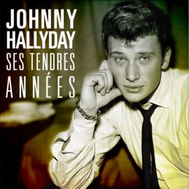 Johnny Hallyday - Ses Tendres Années LP