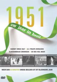 Uw jaar in beeld 1951