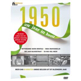 Uw jaar in beeld 1950