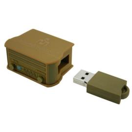 USB-stick muziekcentrum