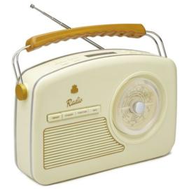 Fifties radio crème - GPO RYDELL