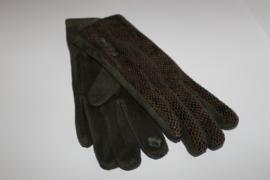 Handschoen Slang Groen