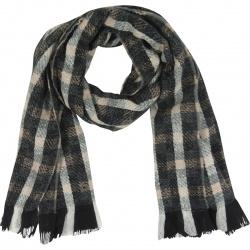 Sjaal Ruit Zwart